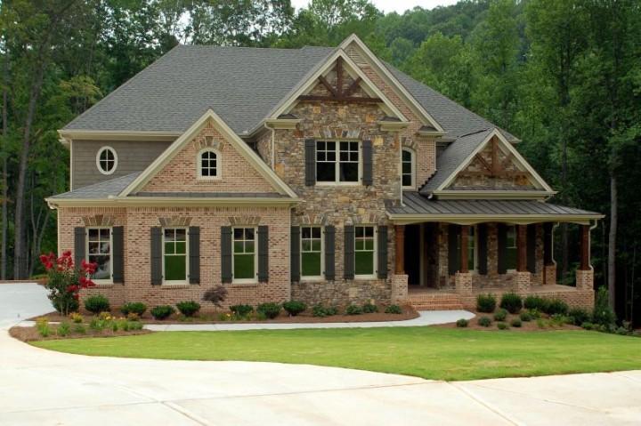 Dom spokojnej staro ci pomys dom seniora zak adam for New construction homes in clarksville tn