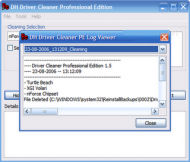 Driver Cleaner Professional