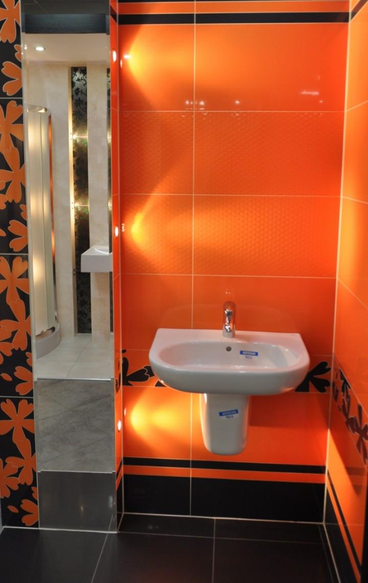 Zdjęcie Oświetlenie W łazience Galeria Projekt łazienki