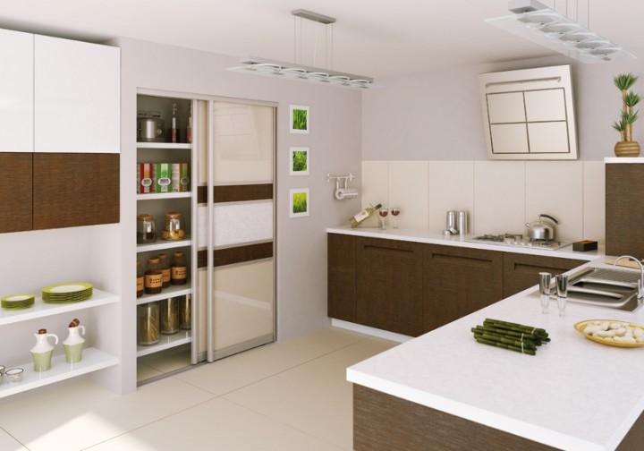 Kuchnia w kształcie litery C  Projekt kuchni i jadalni   -> Mala Kuchnia Z Narożnym Zlewem