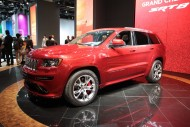 Jeep Grand Cherokee SRT, fot. Jeep
