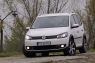 Volkswagen Cross Touran przód