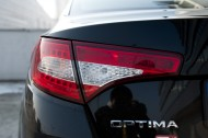 Kia Optima - lampa