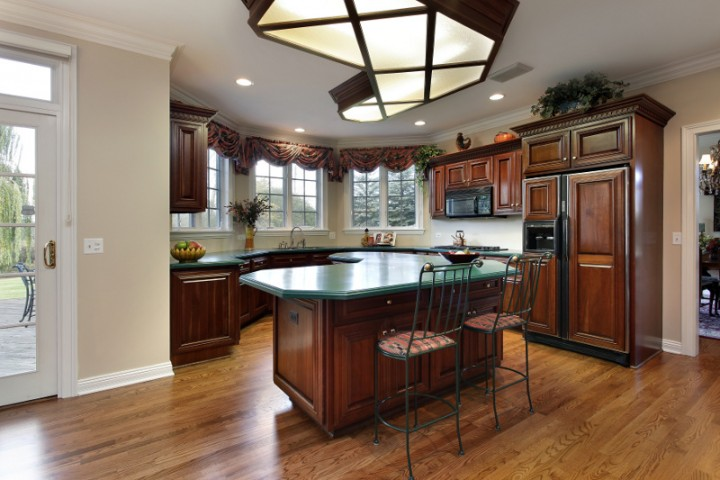 Zdjęcie Nr 16 Kuchnia W Drewnie Przykładowe Aranżacje