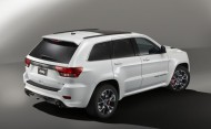 Jeep Grand Cherokee SRT Limited Edition - tył