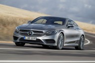 Mercedes-Benz klasa S Coupe S500