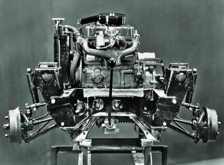 Zdjęcie: Ford Mondeo MK II: wymiana oleju silnikowego ...