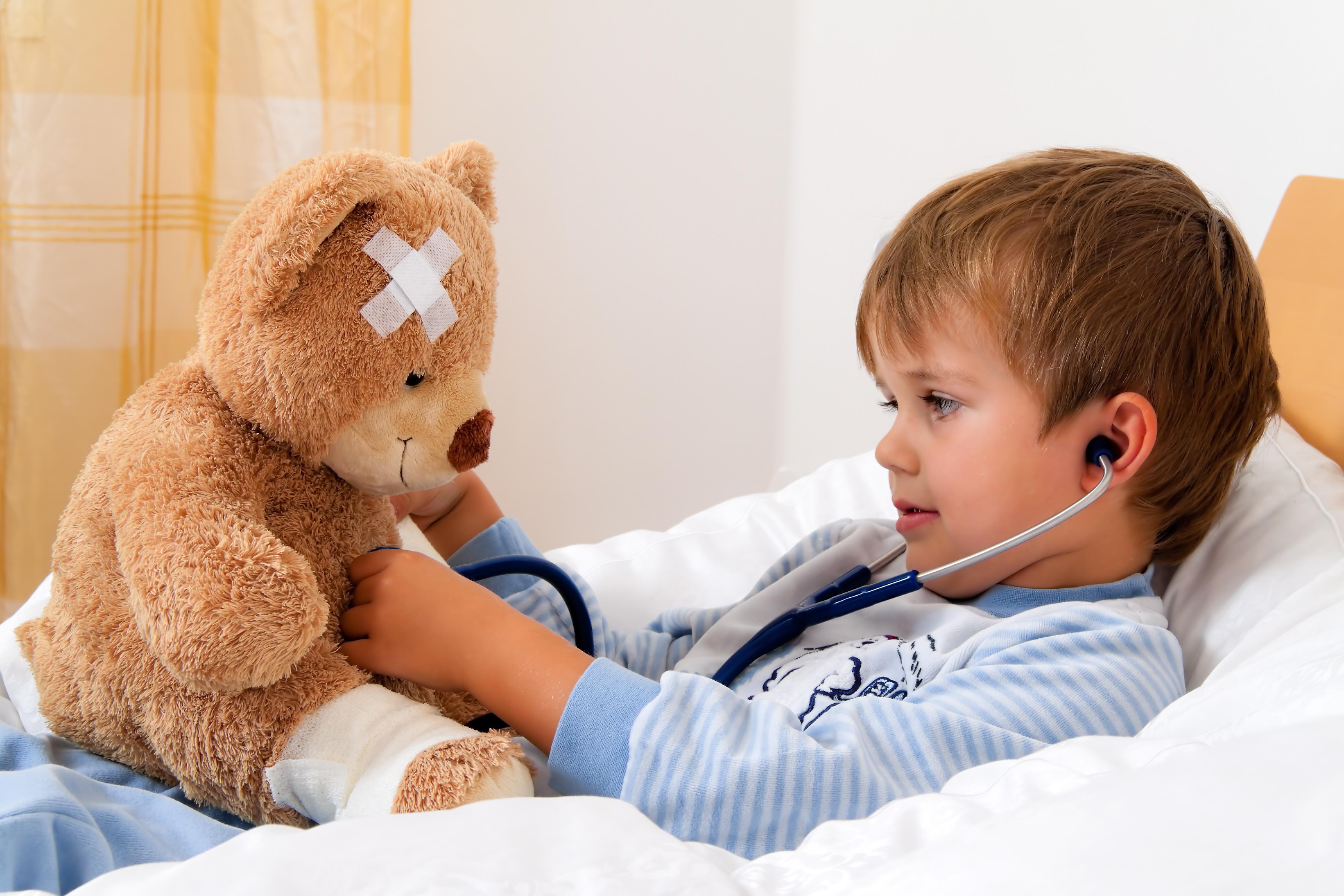 Jak uzyskać dni wolne na opiekę nad chorym dzieckiem?