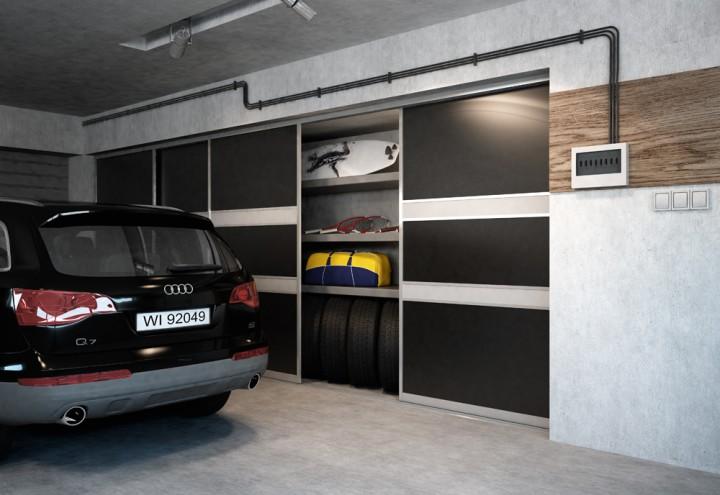 Zdjęcie Jak Zaoszczędzić Przestrzeń W Garażu Galeria
