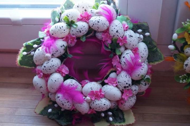 Zdjęcie Nr 10 Stroiki Na Wielkanoc Ręcznie Robione Galeria