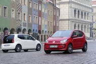 Volkswagen Up! zajął drugie miejsce w konkursie Car of the Year 2012