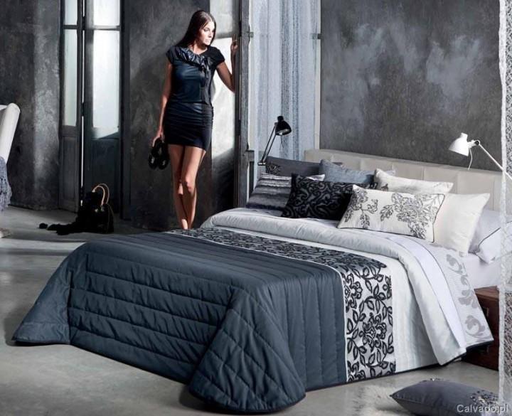 Elegancka Narzuta Na łóżko Galeria Projektowanie Wnętrz