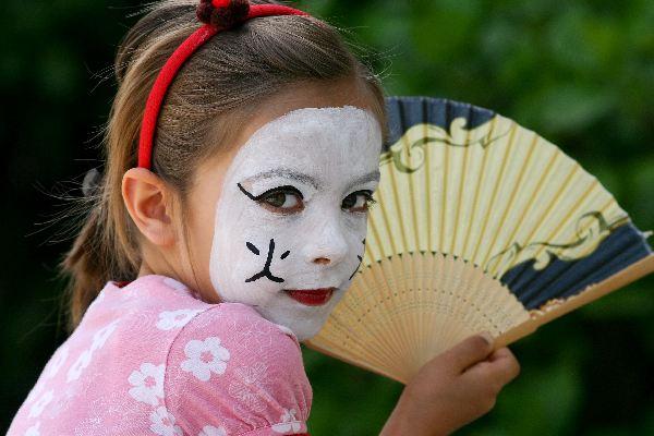 Zdjęcie Nr 10 Jak Pomalować Dziecko Na Karnawał Inspirujące