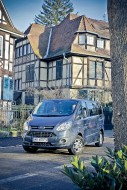 Ford Tourneo Custom 2.2 TDCi - test